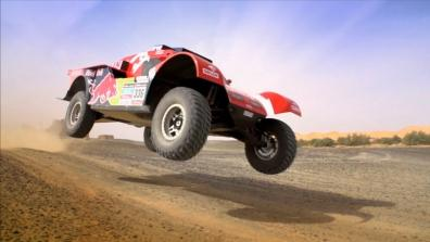 Preparation for Dakar Rally: Adam Malysz