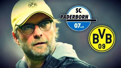 Preview SC Paderborn vs. Borussia Dortmund