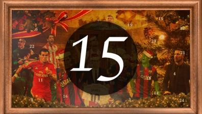 Advent calendar: Door 15