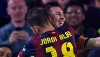 laola1 | Nice stuff: Messi makes his third