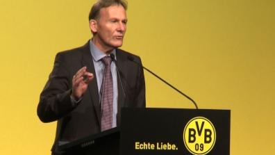 Gepa | Watzke is not amused with his team