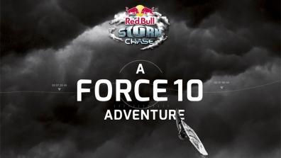Red Bull Storm Chase - A Force 10 Adventure