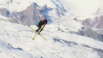 Park Session at Val Thorens