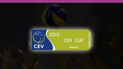 CS Volei Alba BLAJ - Volley KÖNIZ