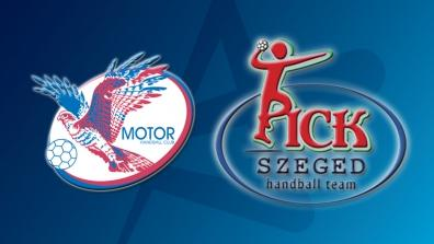 Full Match: HC Motor Zaporozhye - MOL-Pick Szeged