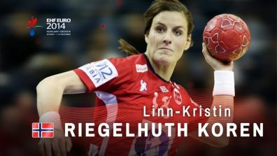 Key Players: Linn-Kristin Riegelhuth Koren | EHF Euro '14