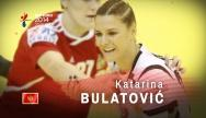 Key Players: Katarina Bulatovic | EHF Euro '14