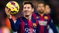 getty | Three pack: Messi does it like Ronaldo