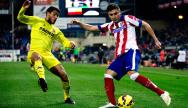 Atletico Madrid - Villarreal CF