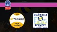 VakifBank ISTANBUL - RC CANNES