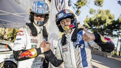 laola1 | Neymar: Rallye fun with with Ogier