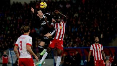 getty | The fast reaction from Real: Header from Bale