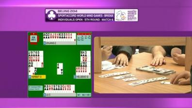 World Mind Games - Final Day 7: Go, Draughts, Bridge, Xiang Qi, Chess