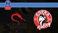 ♯Dragons LUGANO - Copra Volley PIACENZA