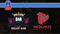 Sir Safety PERUGIA - Noliko MAASEIK