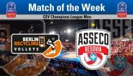 BERLIN Recycling Volleys - Asseco Resovia RZESZOW