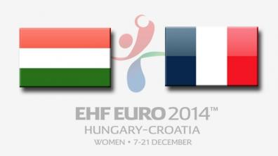 5th place match: Hungary - France
