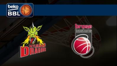 Artland Dragons - Brose Baskets Bamberg