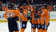 Grizzly Adams Wolfsburg - Krefeld Pinguine