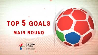 Top 5 Goals Main Round