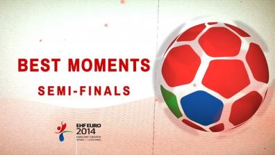 Best moments from the semi-finals