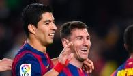 getty | Suarez trifft nach Messisolo!