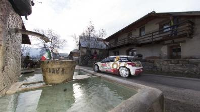 Stage 13: Rallye Monte Carlo 2015