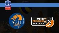 ACH Volley LJUBLJANA - BERLIN Recycling Volleys