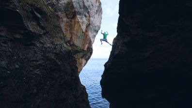 Trailer: Neil Gresham, Deep Water Soloing