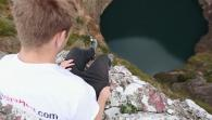 Handstand on 280m Cliff? Gotta be kidding me..