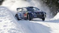 VW-Motorsport | Rally Sweden: Shakedown