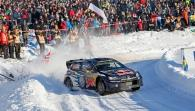 Stages 19-20 : Rally Sweden 2015