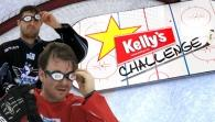 laola1 | 22. Overtime: Kelly's Star Challenge: Blind One Timer in Linz