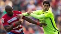 getty | Granada CF - FC Barcelona