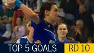 Top 5 Goals: Main Round 4