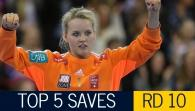 Top 5 Saves: Main Round 4