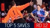 Top 5 Saves: Last 16 Leg 2