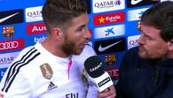 Interviews nach FC Barcelona - Real Madrid