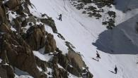 Cham'Lines 5: Italian Skier Chick Rips The Sh*t Out Of Steep Chamonix Couloir