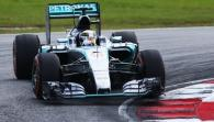 F1 China GP - Circuitpreview with Lewis Hamilton
