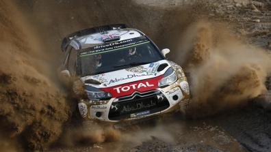 Stages 7,8 : Rally Argentina 2015