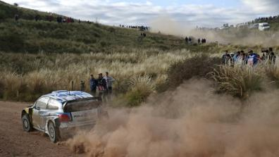 XION Rally Argentina 2015: Stages 4 - 6