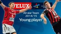 Men's All-star Team 2014/15: Young player