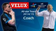 Men's All-star Team 2014/15: Best Coach