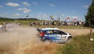 LOTOS 72nd Rally Poland: Stages 1 - 5