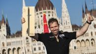 Red Bull Air Race 2015 - Budapest: Interview Hannes Arch