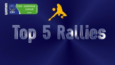 laola1 | Edition 4: Top 5 Most Amazing Rallies
