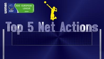 laola1 | Edition 5: Top 5 Most Spectacular Net Actions