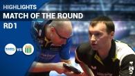 laola1 | Match of the Round: RD 1