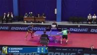 laola1 | What a finish by Y.Oshima against V.Samsonov!